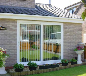 pvcu patio doors Warrington